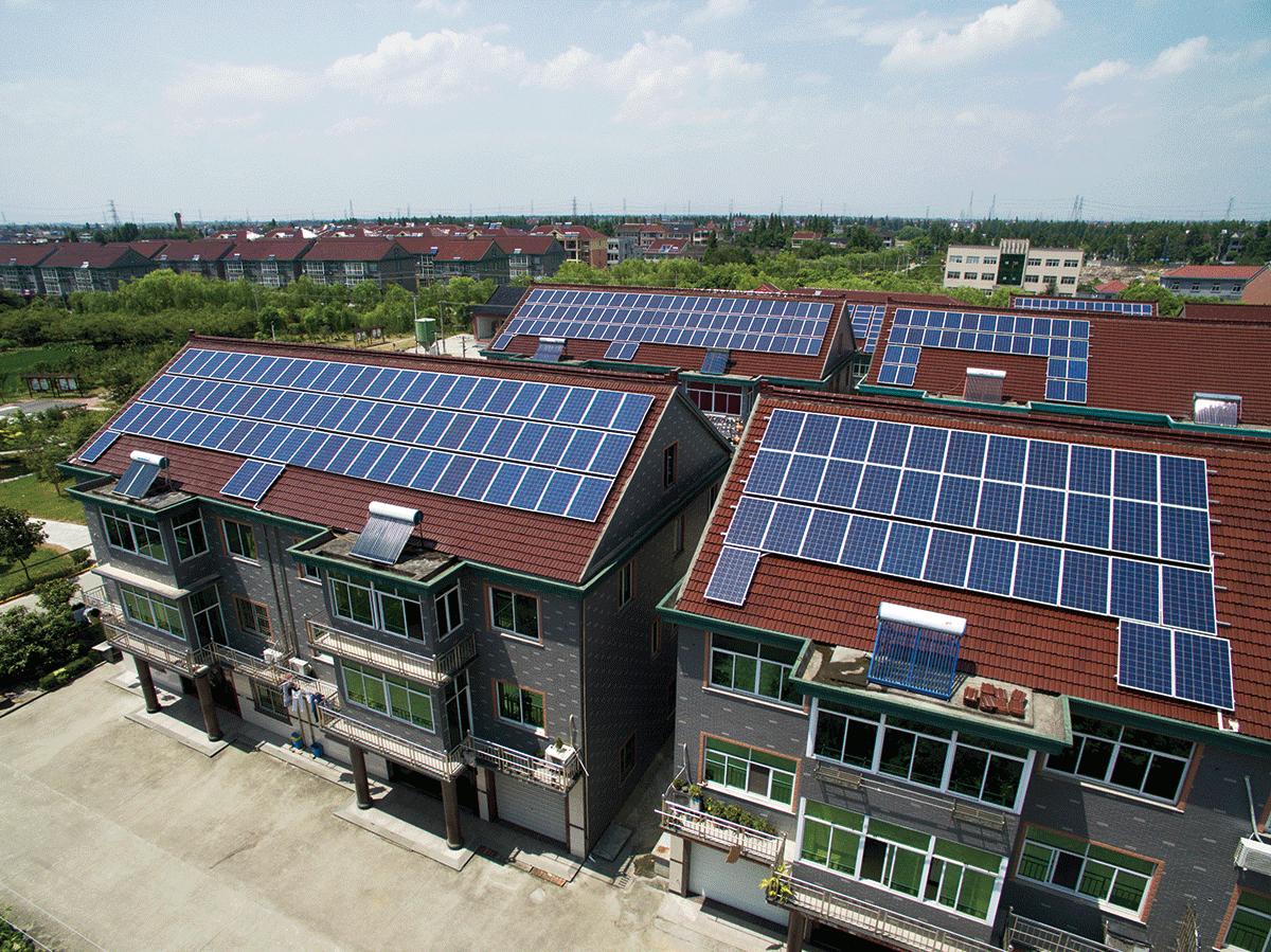 太阳能光伏板主要作用是什么