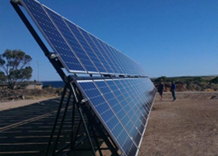 太阳能发电机如何利用光照发电的
