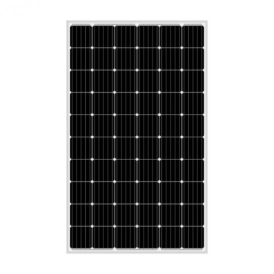 轻质多晶太阳能电池板 265/270/275/280W